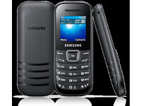 Samsung E1200 Mobile Phone Good Condition *Unlocked* Giff Gaff/Lyca/Lebara