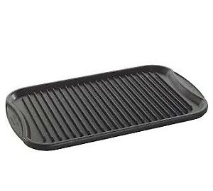 Nordic Ware Pro Cast Reversible Grand Grill Griddle