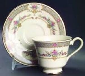 Beautiful Minton Legacy Cup & Saucer by Royal Doulton!