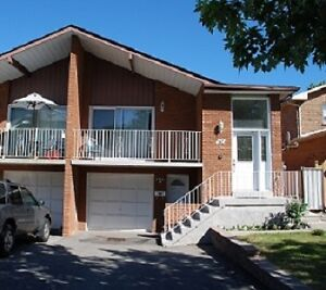 3 Bedroom House Utilities Included, Mississauga Square One