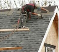 Roof Repair /New/Guaranteed Fix Leaks/Insured/Free Quotes