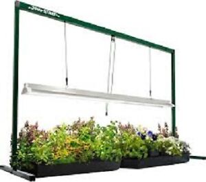 Hydrofarm 4-Foot Jump Start T5 Grow Light System !!! BRAND NEW !