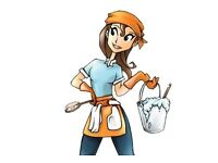Do you need help with ironing / cleaning / household chores / dog walking?