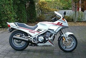 Yamaha FJ1200 Sport Touring Bike - 130HP!