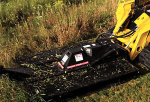 Brandt RC78 Rotary Cutter Attachment for Skid Steer