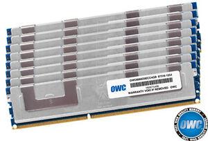 32GB PC8500 (4GBx8) Mac Pro DDR3 ECC Kit