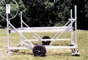 """Fixed Wheel Kit for Boat Lift-24""""Wheels&hardware  Fixed Wheel Ki"""