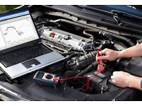 Mobile Diagnostics & Fault Finding For ALL car makes and models London Essex