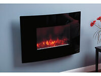 electrical Wall mounted fires