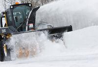 Reliable year round Seasonal maintenance & snow removal
