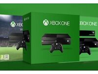 Xbox one 500GB bassicly brand new boxed