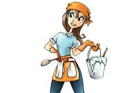 NEED A CLEANING LADY? Call 647 567 1848