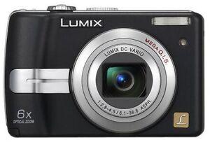 Panasonic Lumix DMC-LZ7 Digital Camera