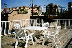 1000 SQ FT 2 BEDROOM DOWNTOWN $1065.00