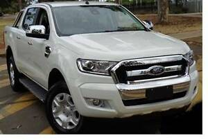 FORD RANGER XLT 2015 MODEL ALLOY WHEELS 17INCH FIT BT50 MAZDA Georges Hall Bankstown Area Preview