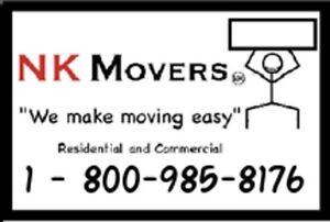 BEST MOVERS IN THE COUNTRY, CALL 1-800-985-8176