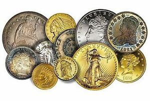Wanted Coins of all kinds
