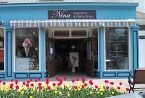 Gelato and pastry server - many jobs available
