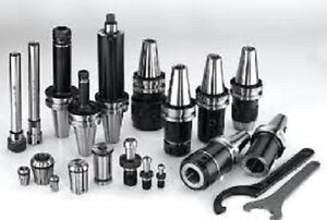 MACHINE TOOLING--Drilling, Milling, Toolholding, and Much More