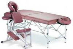 Massage Chair and Massage Table - $300 TOTAL