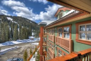 Sun Peaks 1 Bdrm Apartment Fireside Lodge