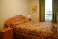 LACHINE WATERFRONT FURNISHED 3 1/2*WIFi*SATELLITE TV*PHONE*A/C