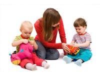 Babysitter/ Childminder Evening and Weekends