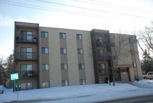 Great Downtown Red Deer location - 2 BR suite