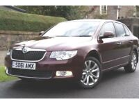2011 Skoda Superb SE 2.0 TDI CR DPF 170PS DSG Very Good condition.