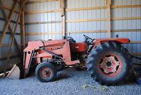 60hp Zentor Tractor
