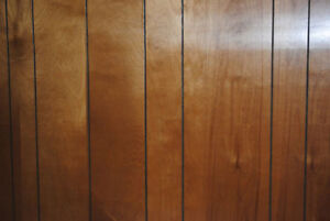 WANTED: Wood panelling sheets: WILL PAY$$
