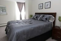 Furnished Apartments - 1-3 Bedrooms Available in Kitchener