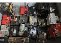 !!!!! CAR BATTERIES WANTED CASH PAID ON COLLECTION !!!!