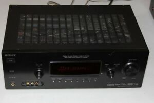 Sony STR-DG720 Multi Channel AV receiver