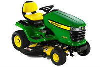 Lawn mower and riding mower repair servicing tune ups