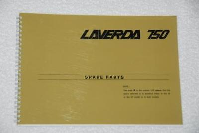 Laverda 750 SF1-2 Parts Manual