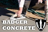 Badger Concrete Services
