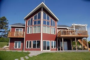 St Lawrence Waterfront House For Sale