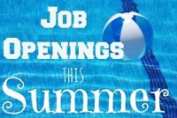 Part Time Openings - Students Welcome