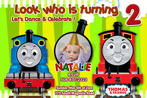 THOMAS-THE-TANK-TRAIN-1ST-BIRTHDAY-PARTY-INVITATION-c6-CARDS-PHOTO-INVITES