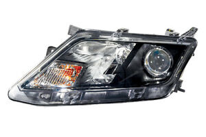 2010 2011 2012 Ford Fusion Left Driver Side Headlight Assembly Brand New