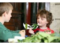 BRING IN THE SPRING, FORTY HALL, ENFIELD, LONDON, CHILDREN, WORKSHOP, CRAFT, KIDS