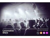 Locomotive Disco | House of Disco + Spacestation
