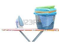 Maria's ironing service
