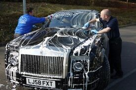 Staff wanted for busy Car Wash