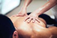 Massage suédois par homme (Metro Monk)