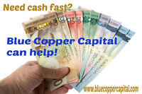 Blue Copper Capital Pay Day Loans Vancouver