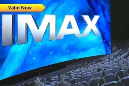 IMAX Theatre Movie Tix ( 6 available ) please contact Sydney City Inner Sydney Preview