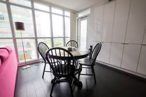 DOWNTOWN ONE BEDROOM+PRIVATE WASHROOM+FULLY FURNISHED