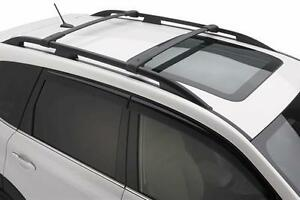 Subaru Forester Roof Crossbar Set